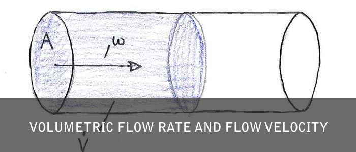 Volumetric Flow Rate and Flow Velocity