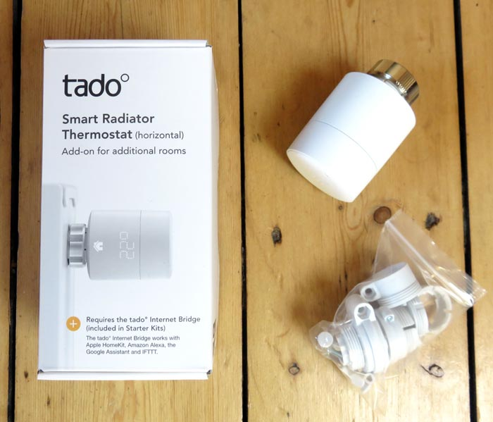 tado° Smart Radiator Thermostat