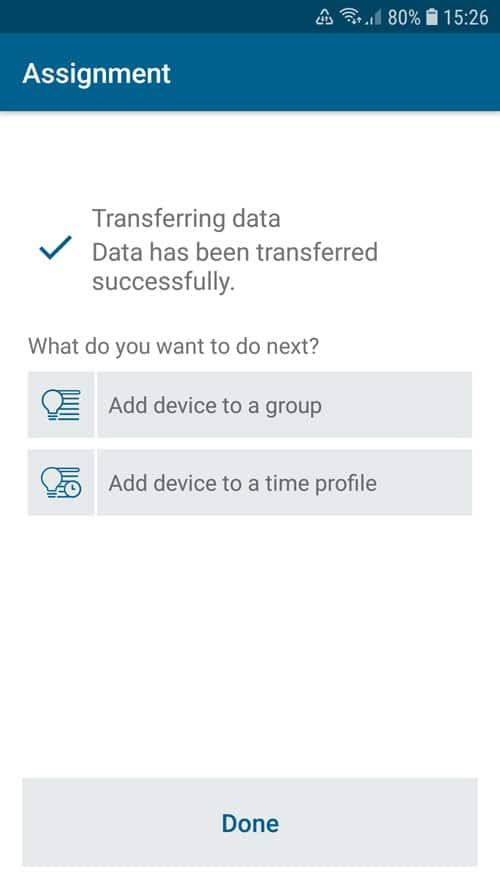 Homematic IP - Finish Smart Plug