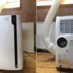 De'Longhi Pinguino PAC EX100 Silent portable air conditioner