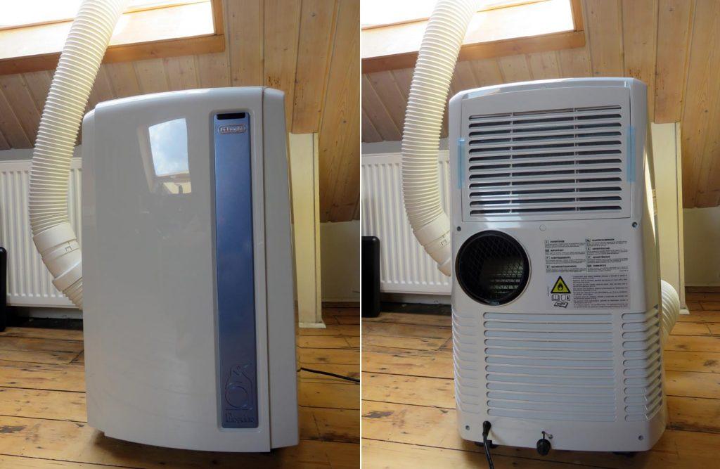 De'Longhi Pinguino PAC AN98 Eco portable air conditioner