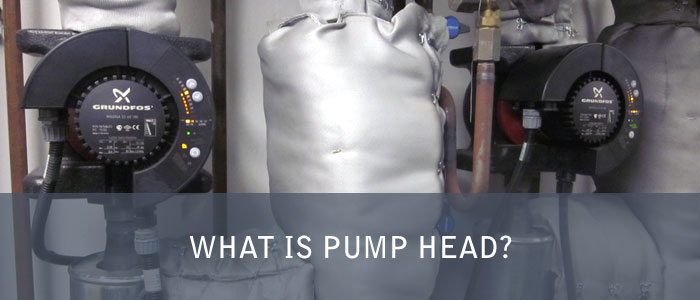 What is pump head?