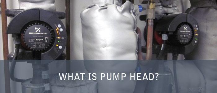 What is pump head?