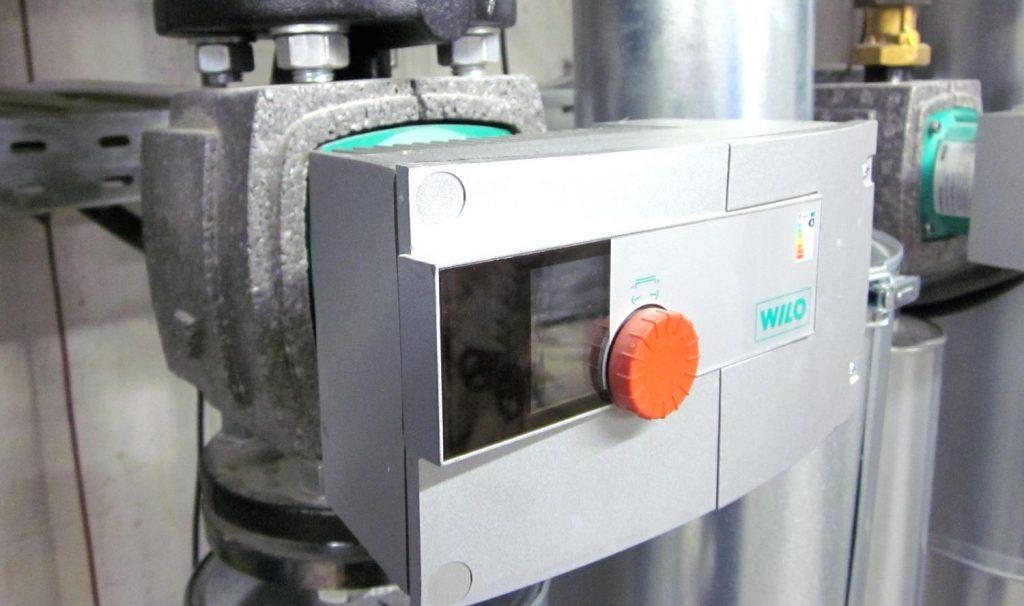 Central Heating Pump - Wilo